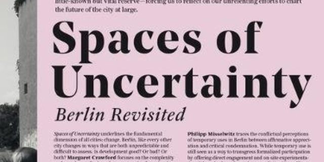 Spaces of Uncertainty